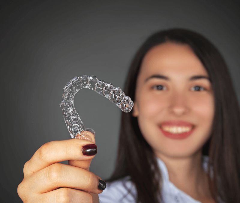 Invisible Aligners: A New Option for Straightening Teeth
